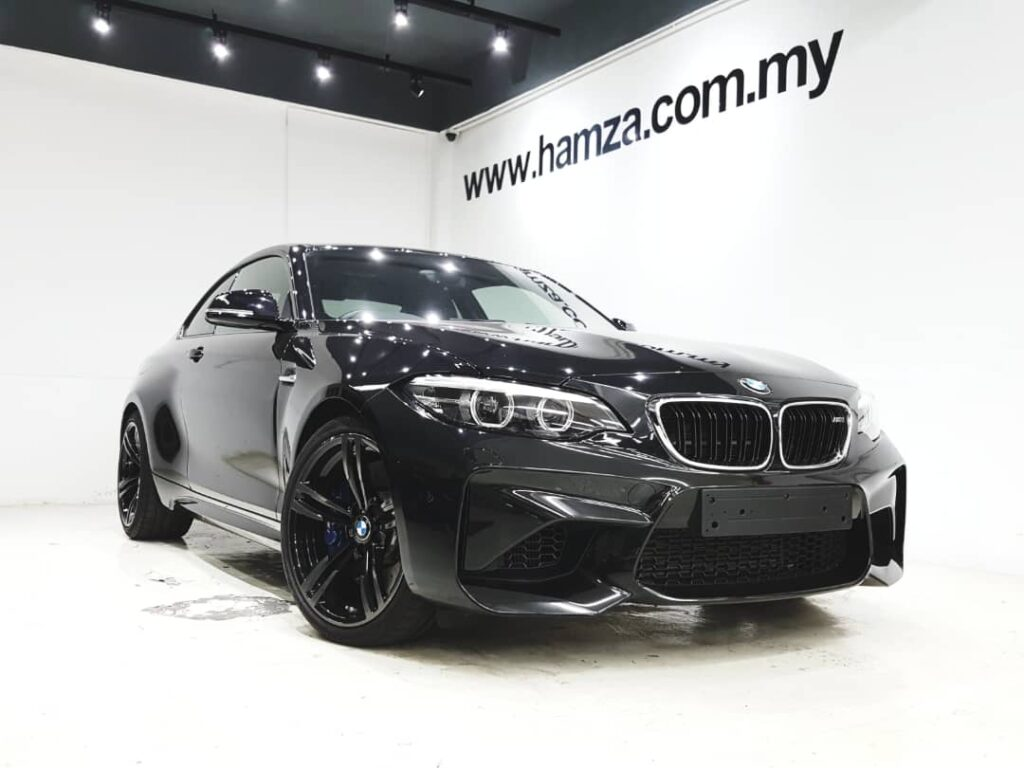 BMW M2 DCT COUPE TURBO 3.0